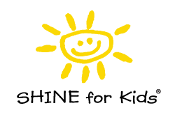 SHINE for Kids � click to return to site home page