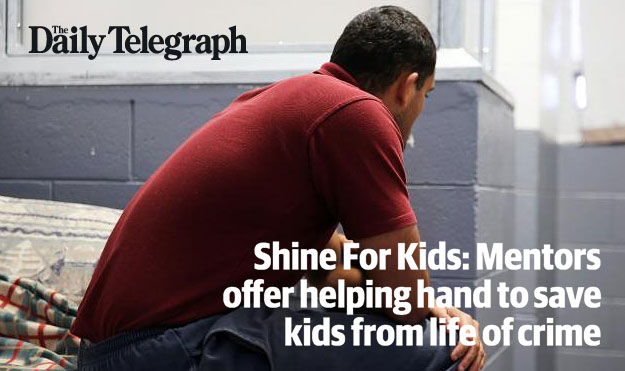 The Sunday Telegraph reports on 'Stand as One' mentoring at Frank Baxter - read more